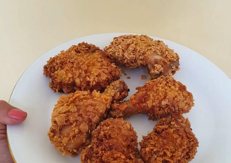 Ayam Goreng Cornflakes