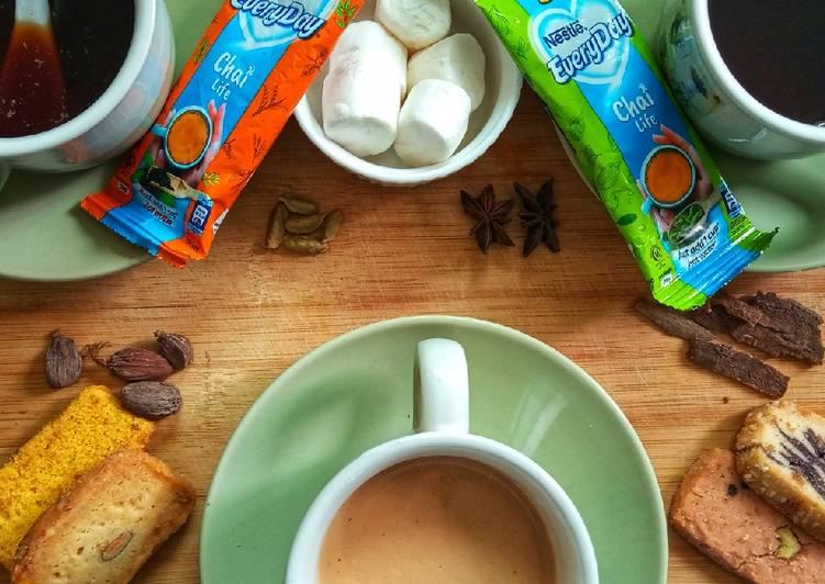 Karak masala chai