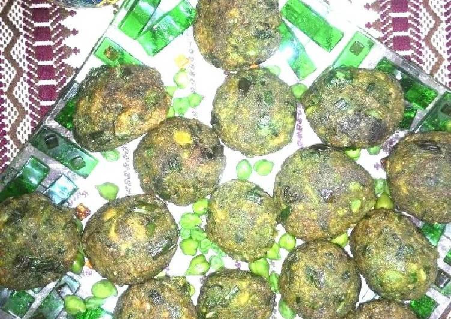 All Greens' Kabab