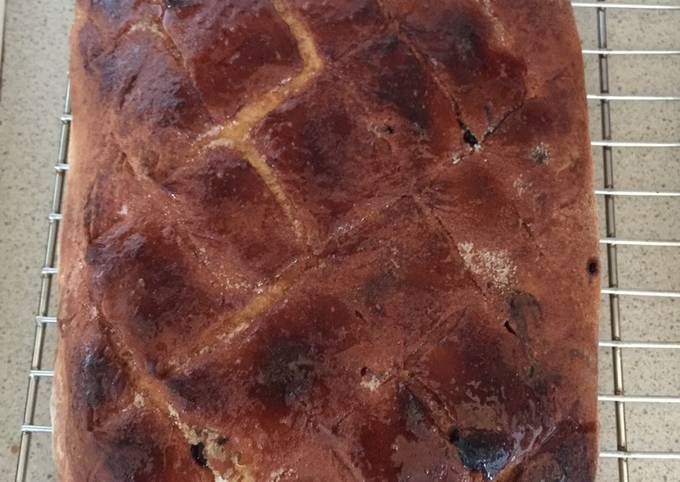 Recipe of Gordon Ramsay Lardy cake