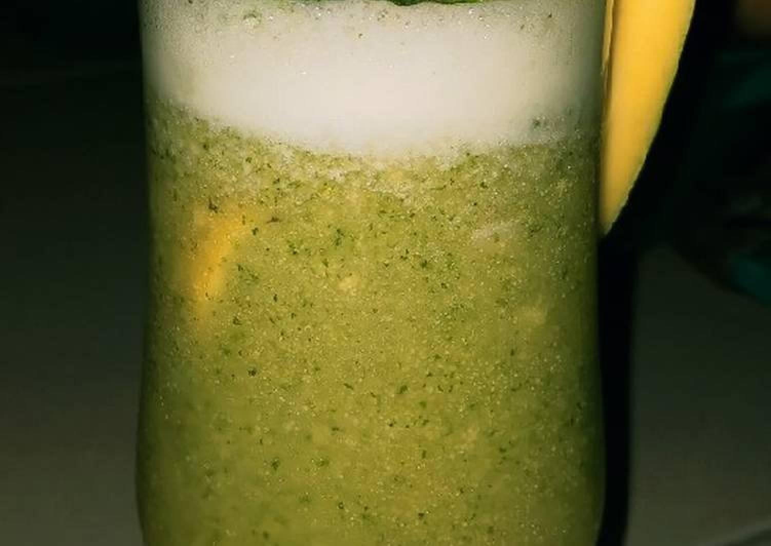 Mango-Mint Lemonade