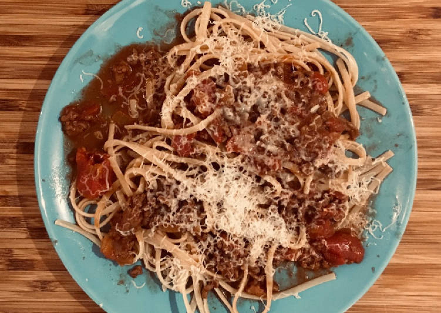 Recipe Of Perfect Spaghetti Bolognese The Tasty Dinner