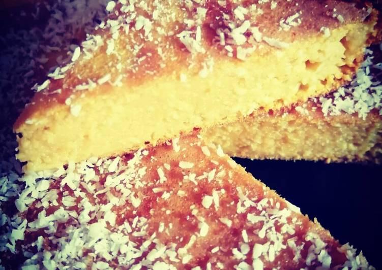 Gâteau Coco🥥Patate douce