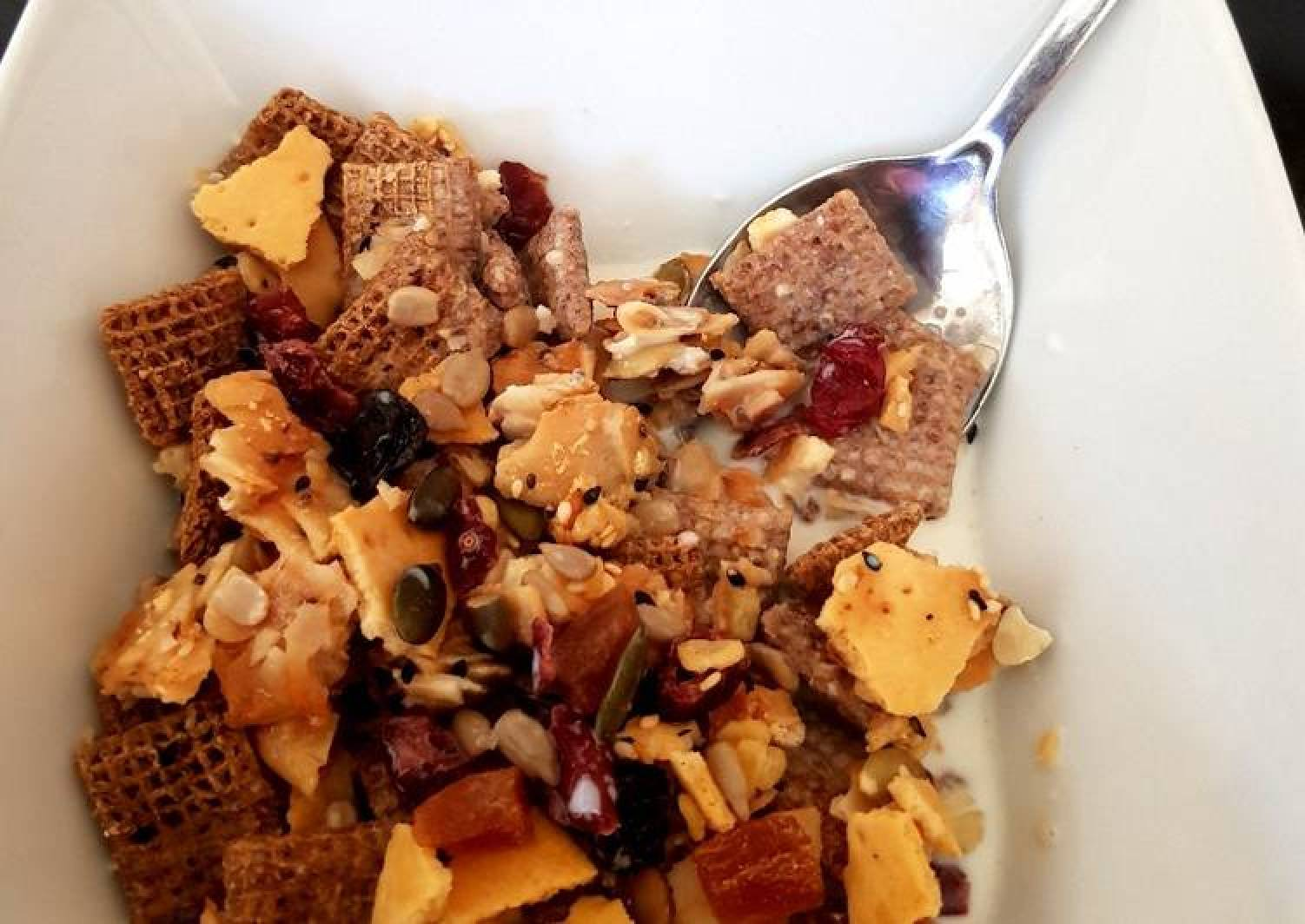 A Healthy Mix Breakfast Cereal. 😀