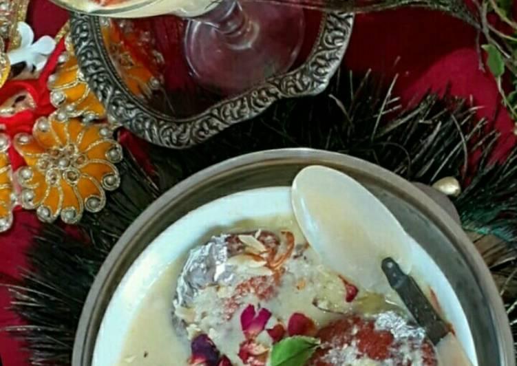 Recipe of Speedy Rasabali
