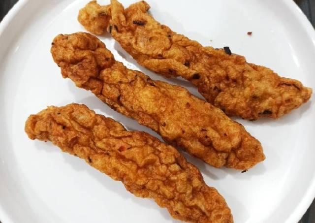 Fishcake (bakwan ikan udang)