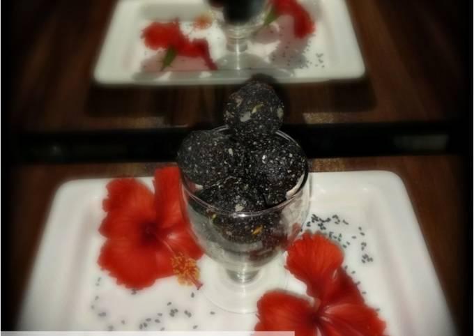 Recipe of Tasty Black Til laddu