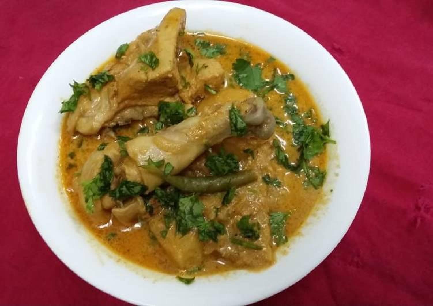 Chicken Shahjahani Khorma