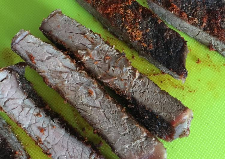 Quick Strip Beef