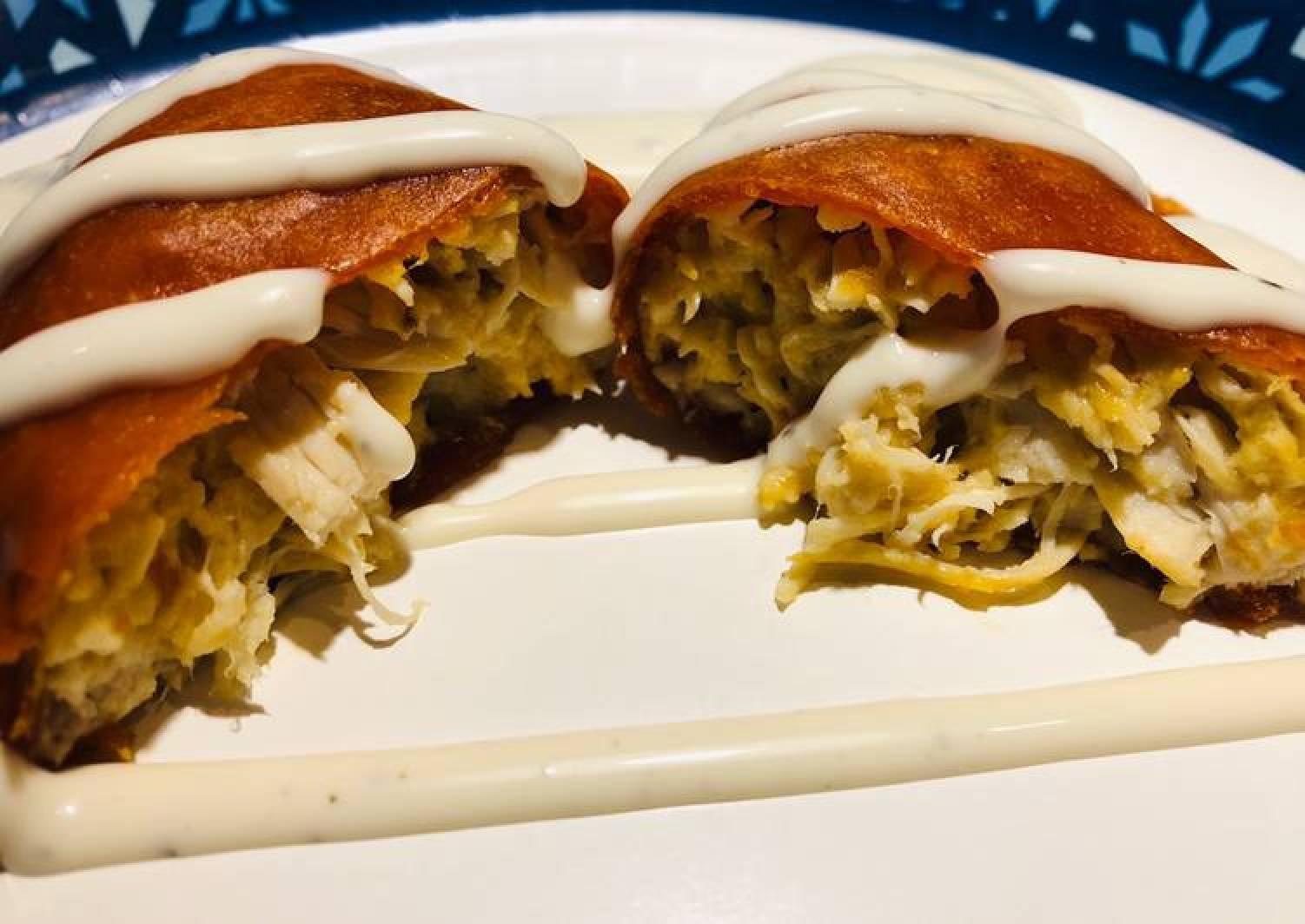 Baked Chicken 🐔 Empanadas
