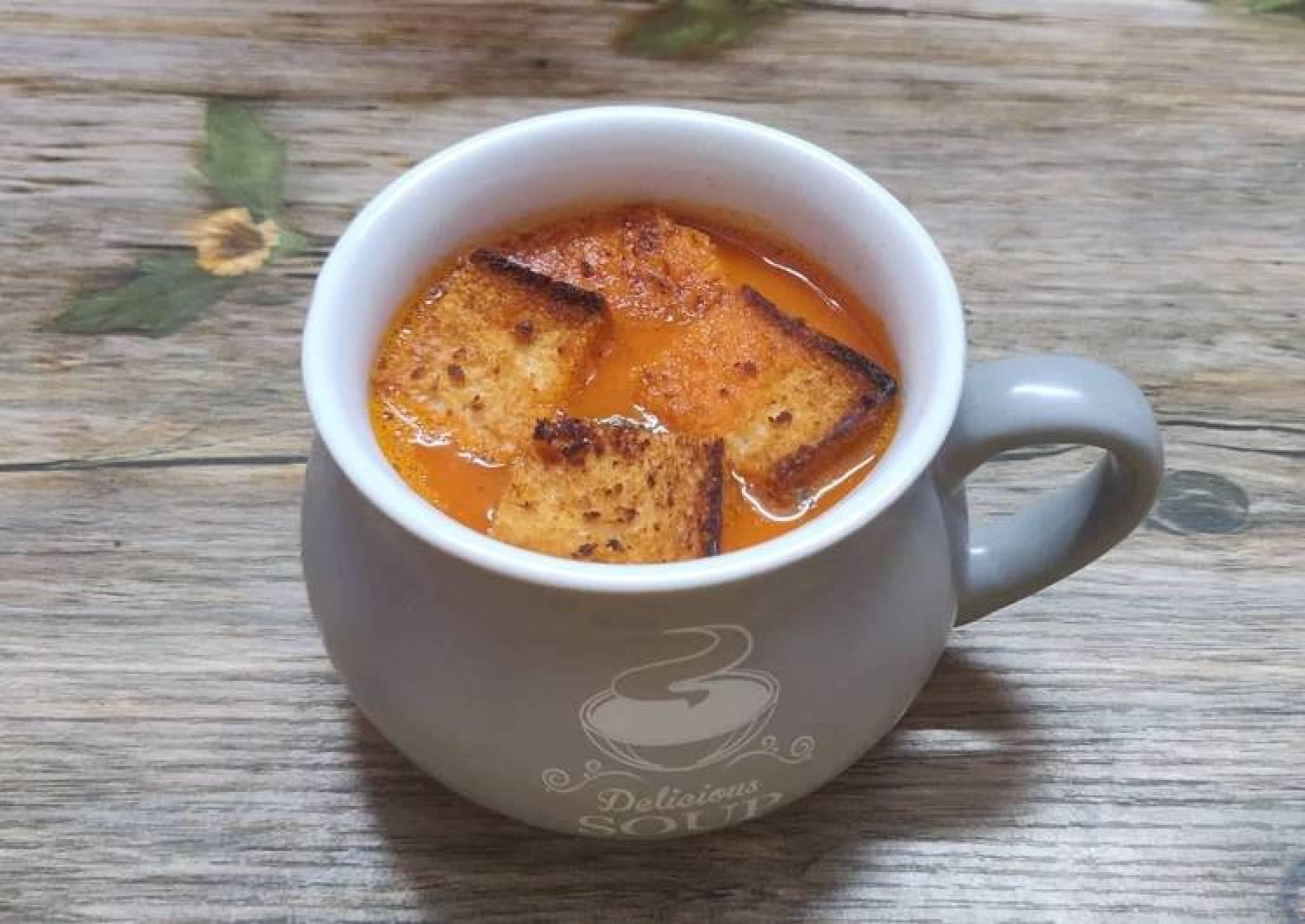 Tomato Soup Recipe | How to make Tomato Soup