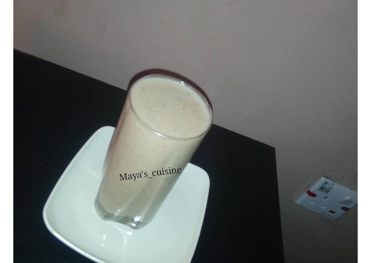 Date milkshake