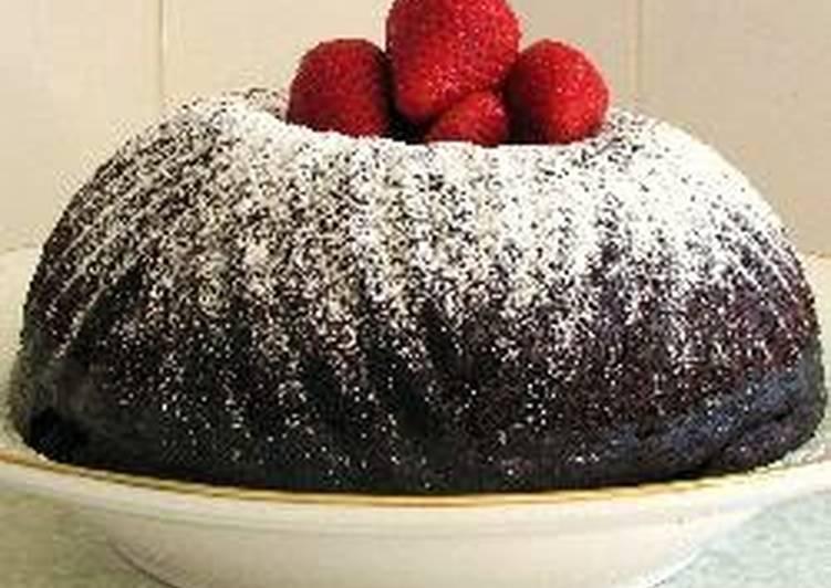Easy Chocolate Cake