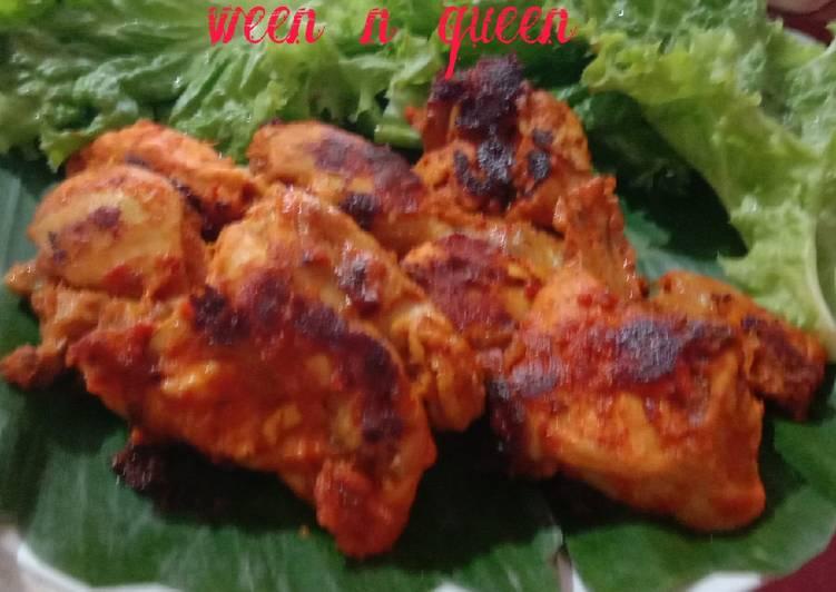 Ayam panggang padeh