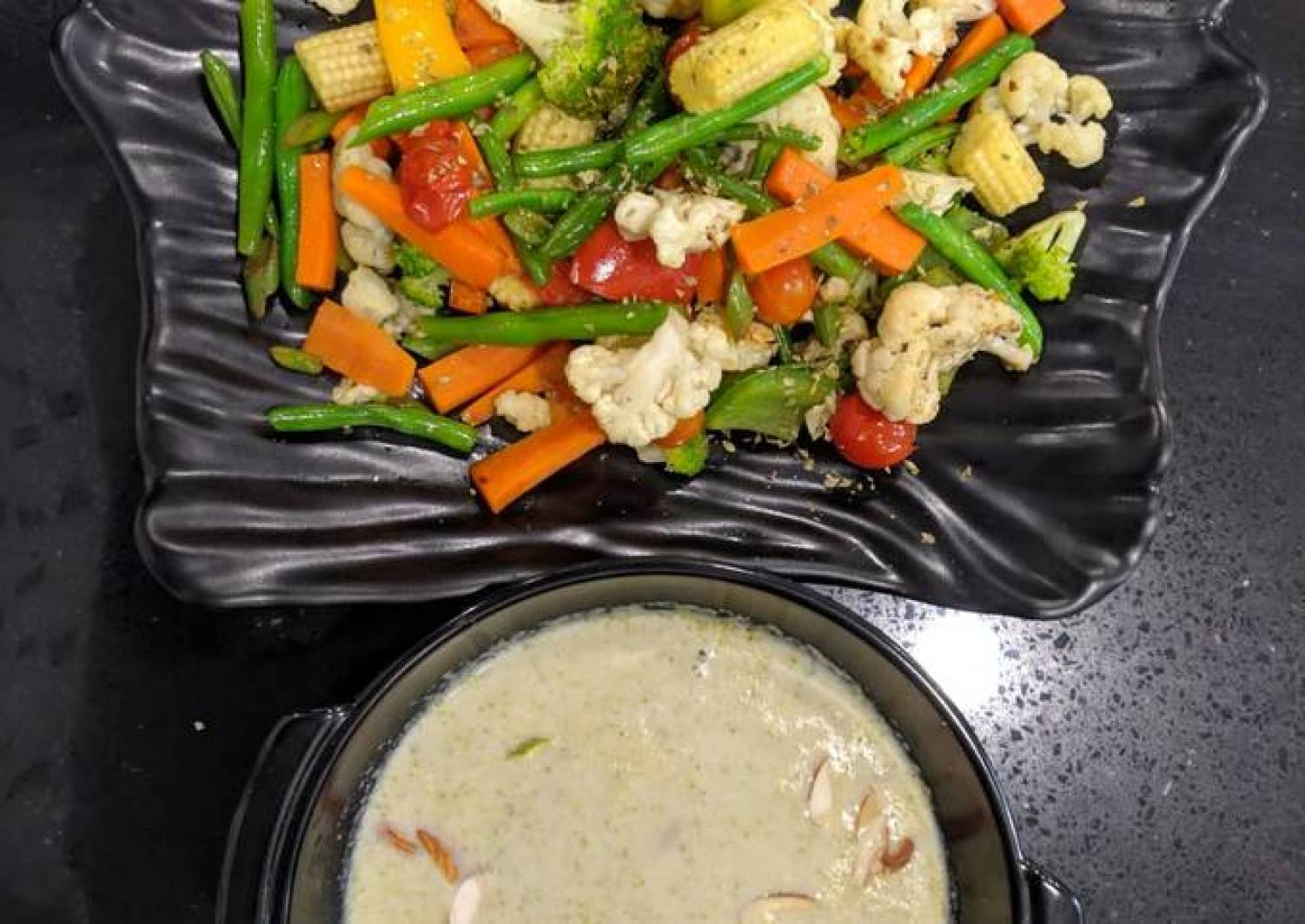 Broccoli - Zucchini Soup