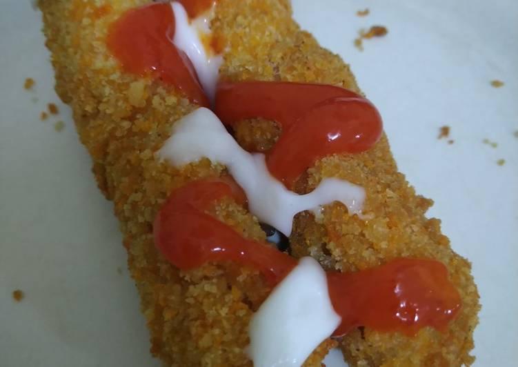 Moza sosis corndog kw