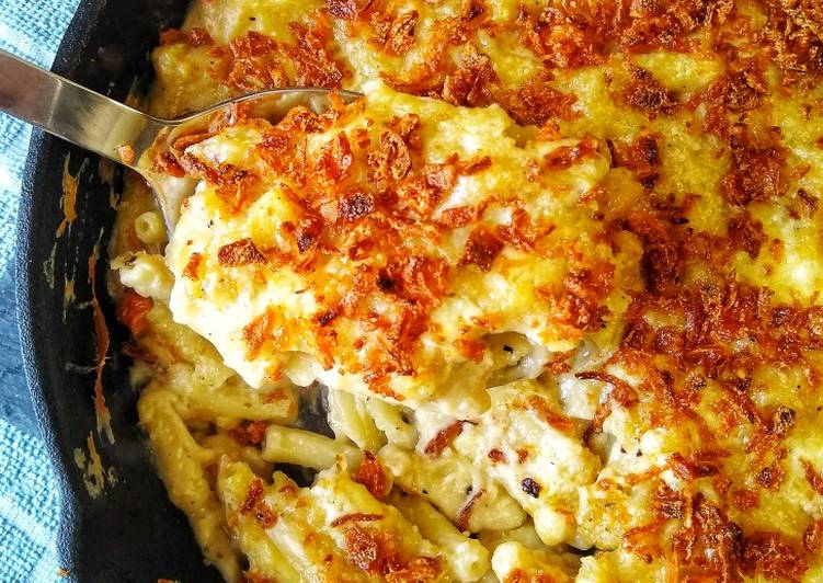 Skillet Mac 'n' Cheese