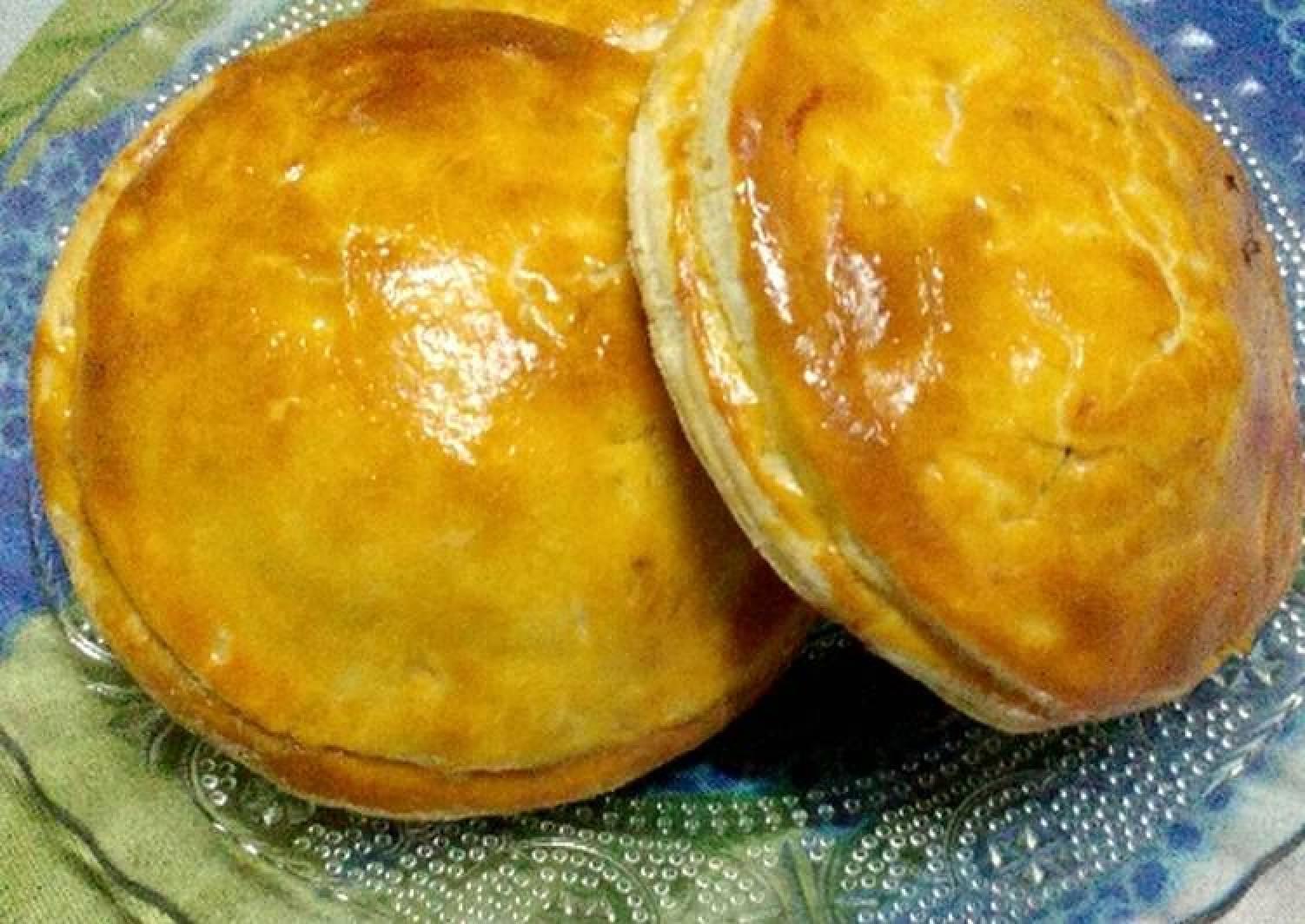 Chicken Ghee Puff Pastry