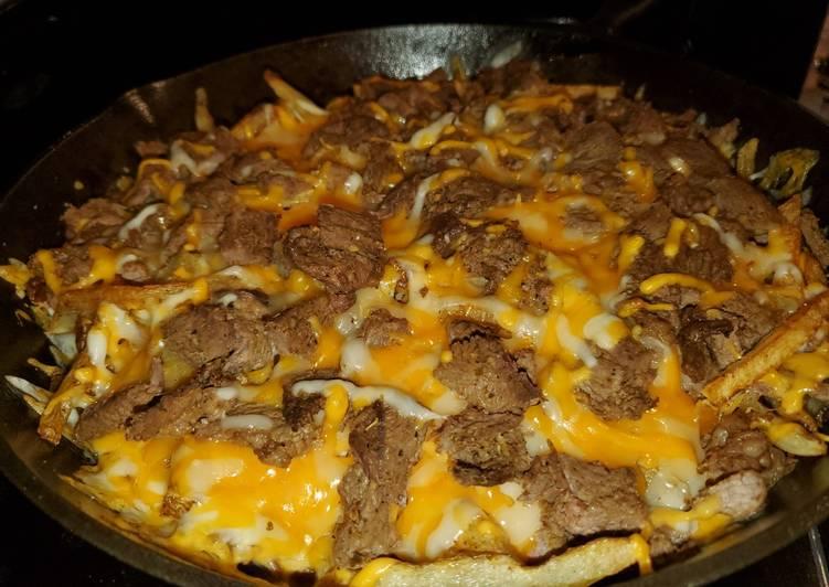 Recipe of Super Quick Homemade Carne Asada Fries