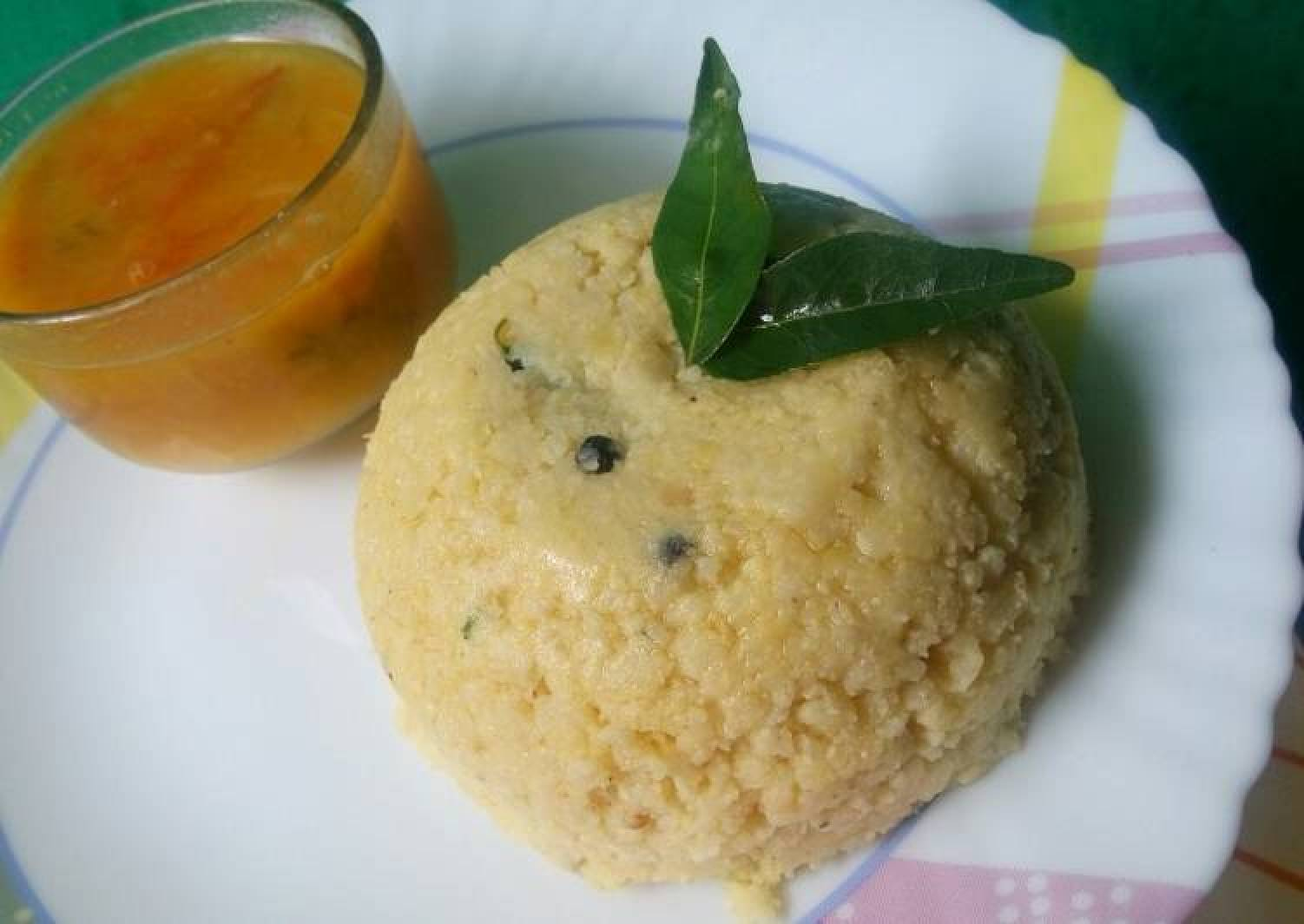 Quinoa pongal (south Indian special)