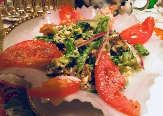 Salad Tsezar