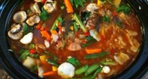 My Favorite Vegetable Soup