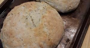Rustic Garlic Herb Bread