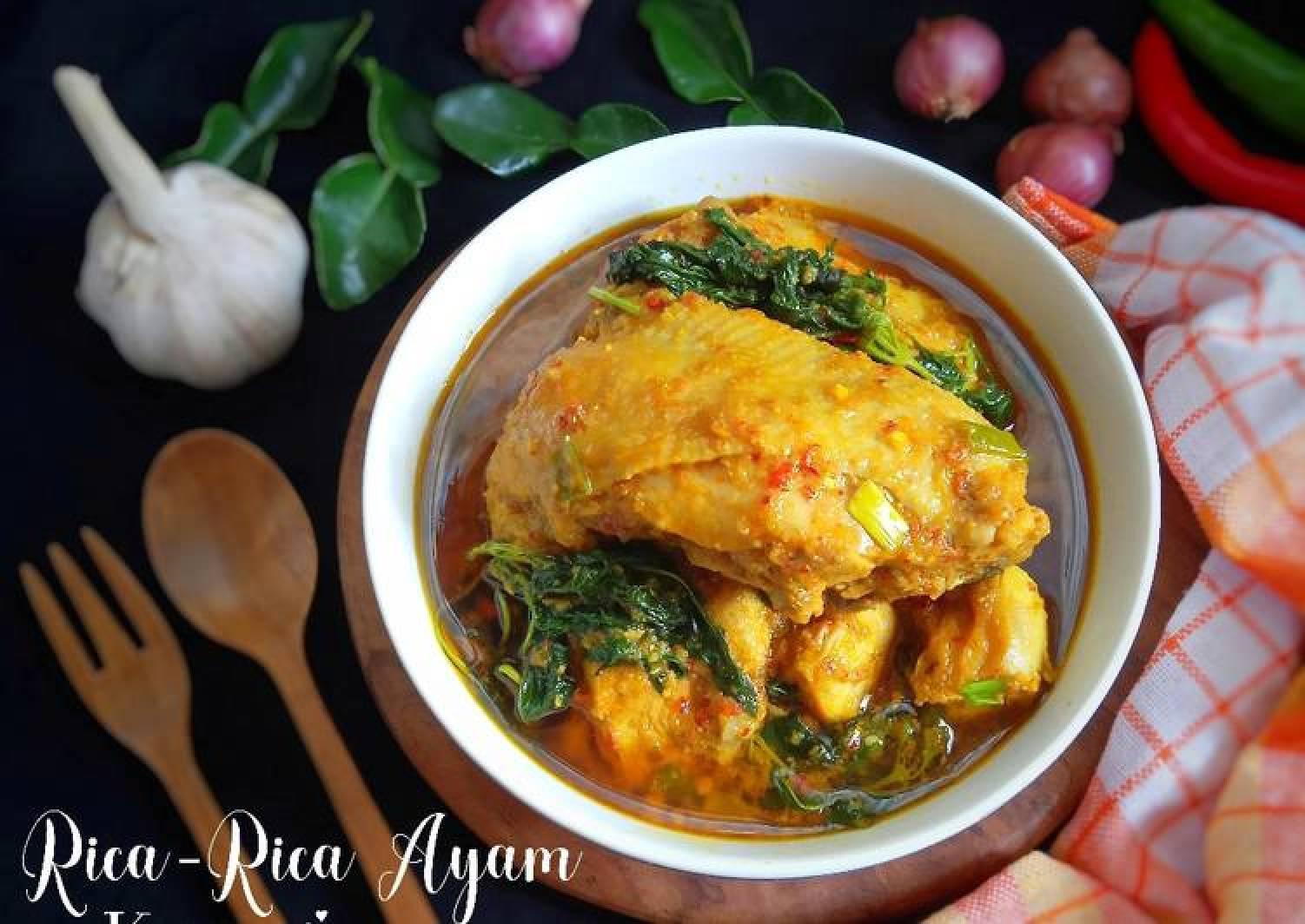 Resep Rica Rica Ayam Kemangi Yang Bisa Manjain Lidah Resep Terbaik
