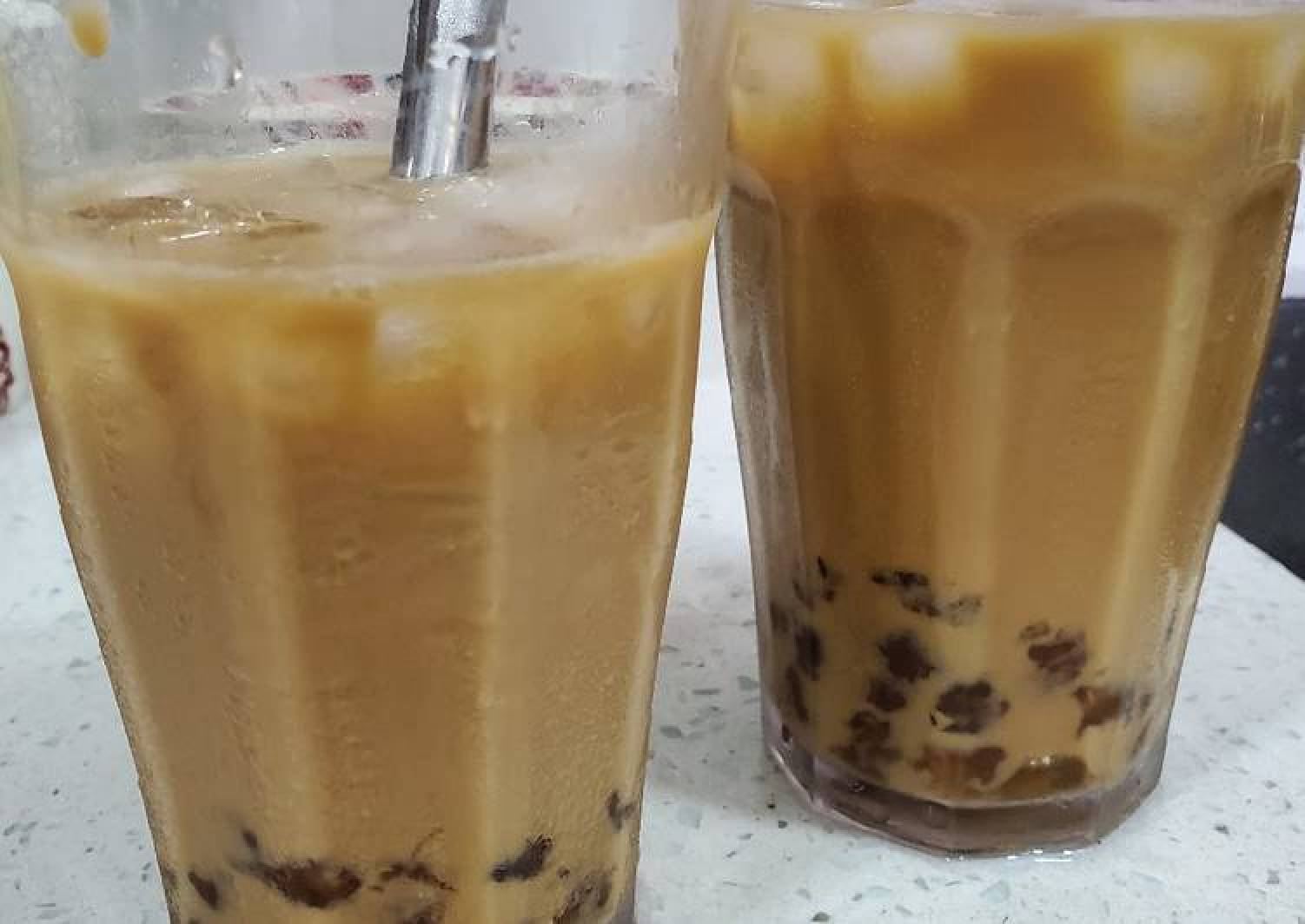 Bubble coffee