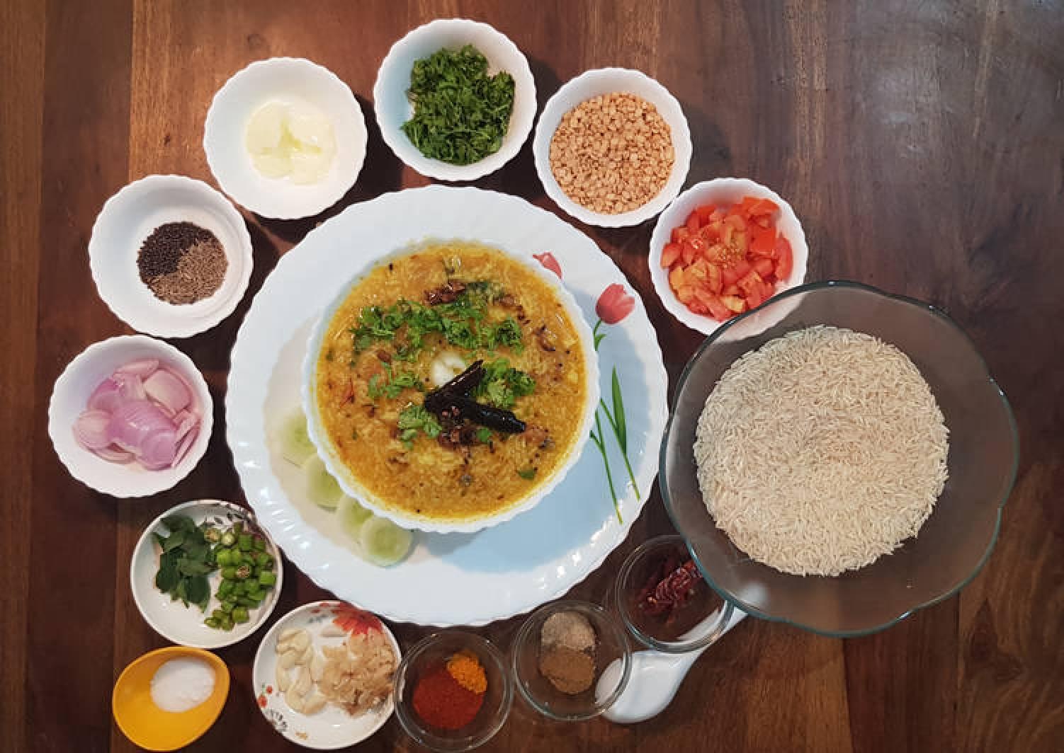 Dal Khichadi
