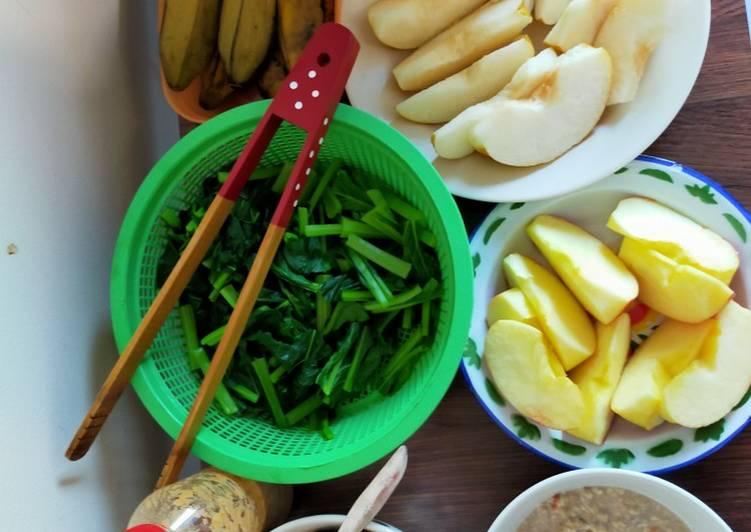 Breakfast sehat dan sederhana