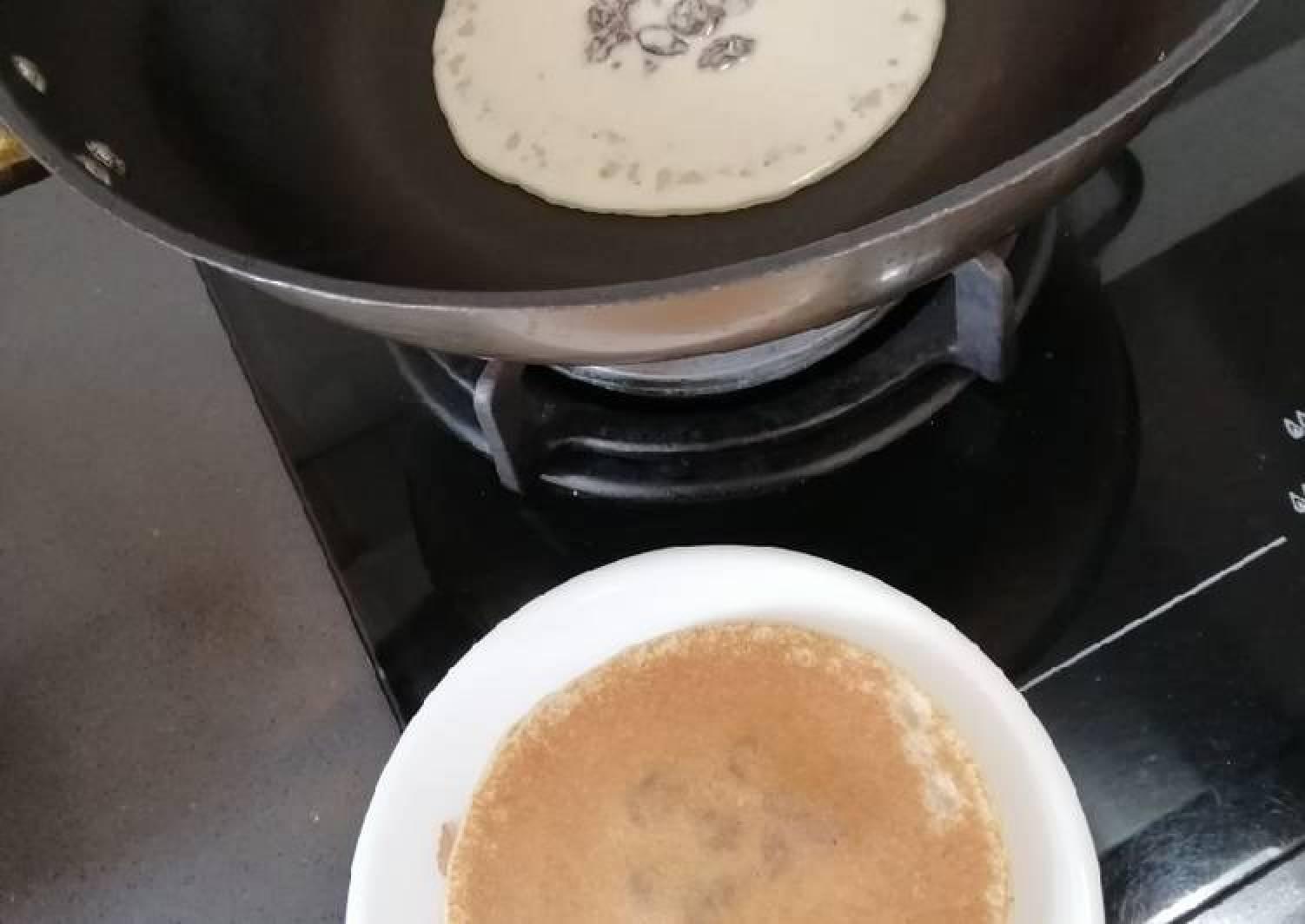 Raisin Pancake