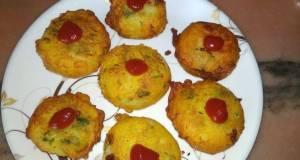 Paneer Masala Potato Chop