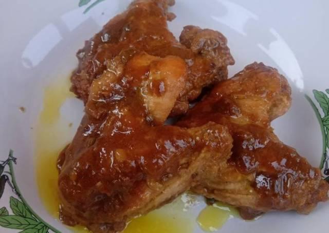 Ayam bumbu kecap
