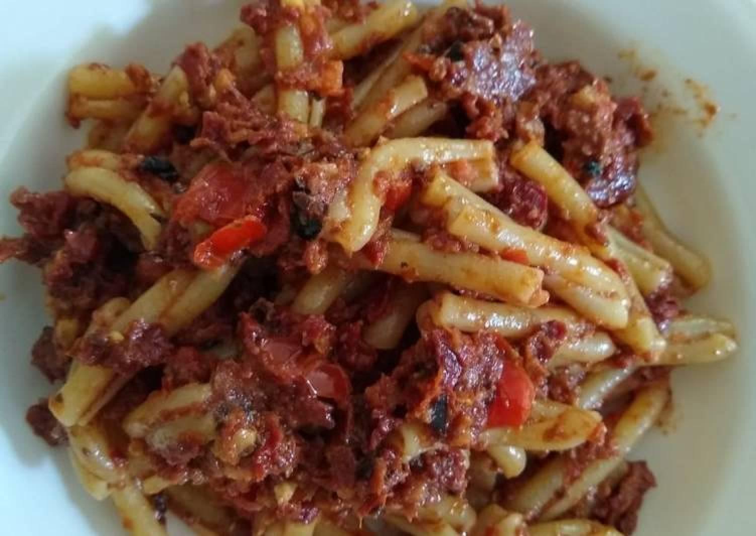 Loaded Pesto Rosso