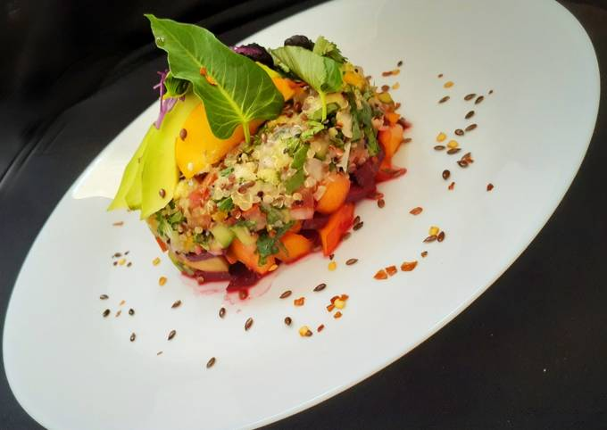 Steps to Make Ultimate Nourishing Quinoa Delight