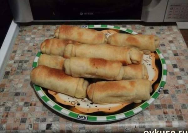 Молдавские пирожки Вэрзэре с картошкой - пошаговый рецепт ...