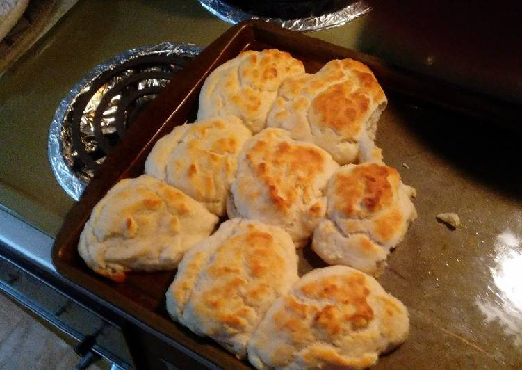 Patsy's Buttermilk Biscuits