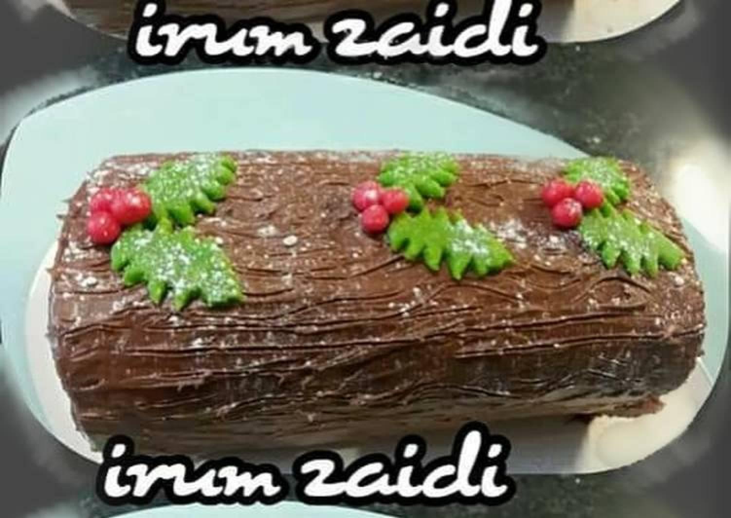 🎄❄⛄🍩🎂🍫Yule Log or chocolate log 🍫🎂🍩 ⛄❄🎄