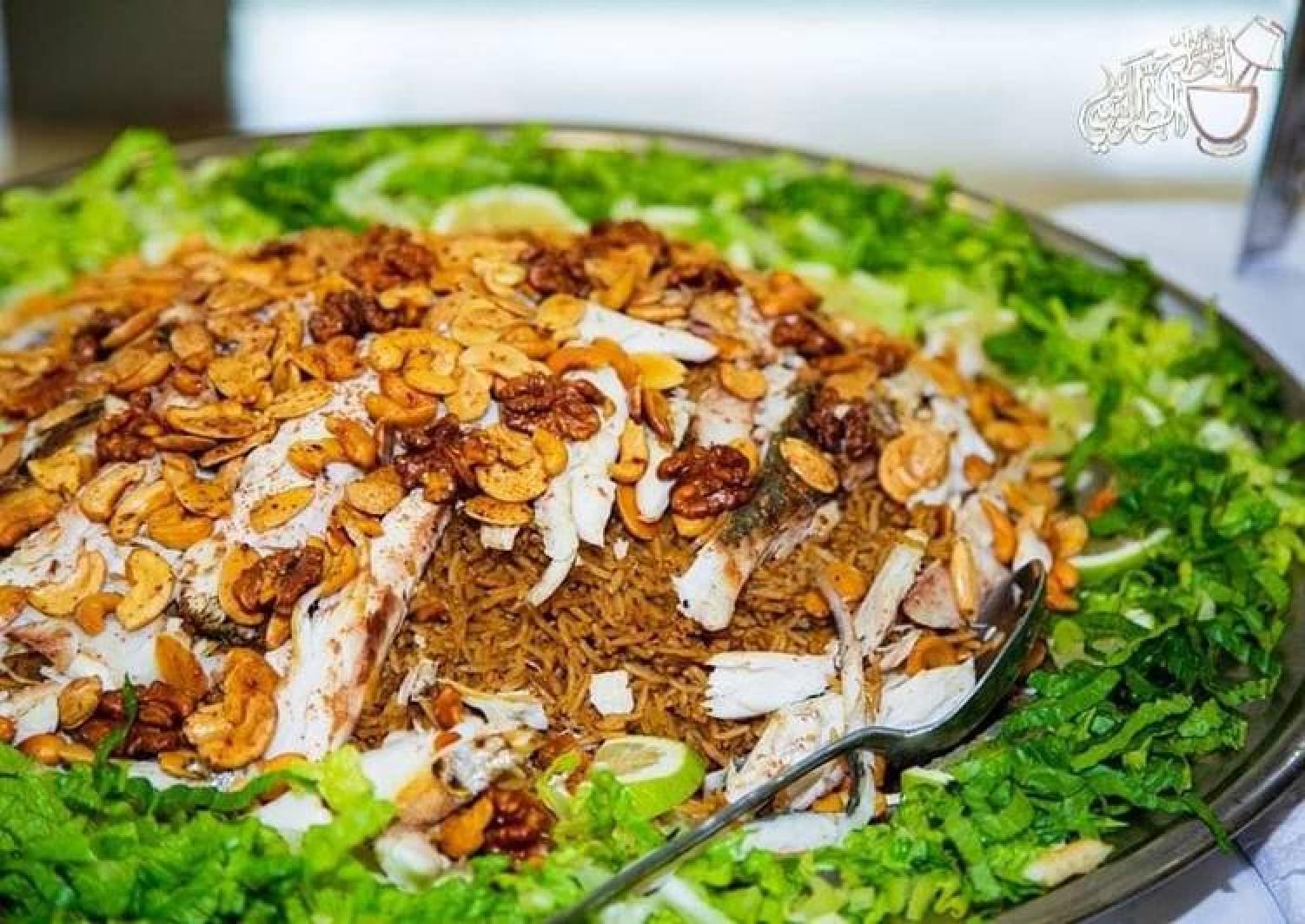 Sayadiyat_samak (fish with rice)
