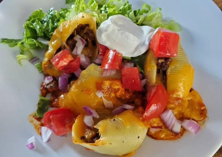 Step-by-Step Guide to Make Favorite Stuffed Enchilada Shells