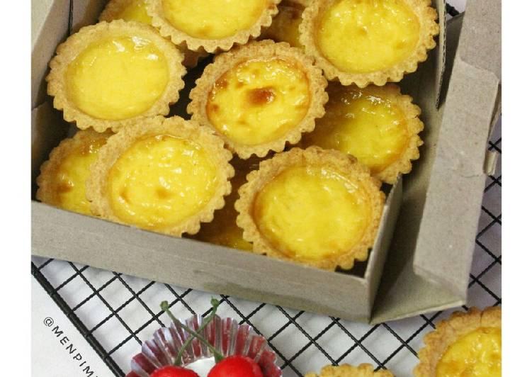 Pie Susu (egg tart)