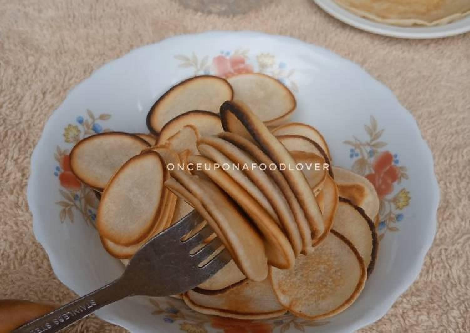 Mini Pancakes (Pancake Cereal)