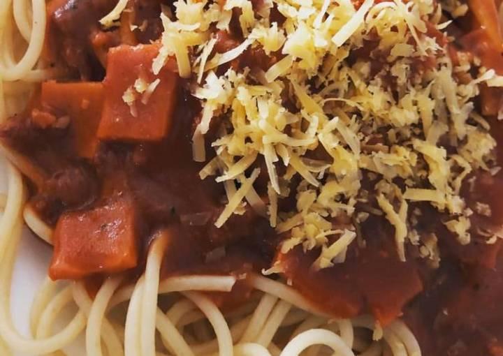 Basic Spaghetti