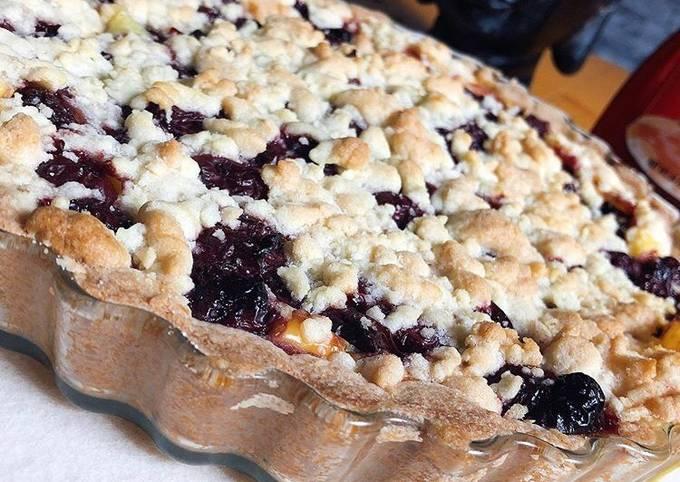 Der einfachste Weg Um Ultimative Cay's Cherry Pudding Cake zu machen