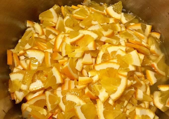 Trin at forberede Ultimate Appelsinmarmelade På