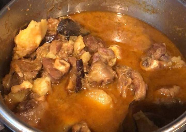 Bengali Mutton Curry