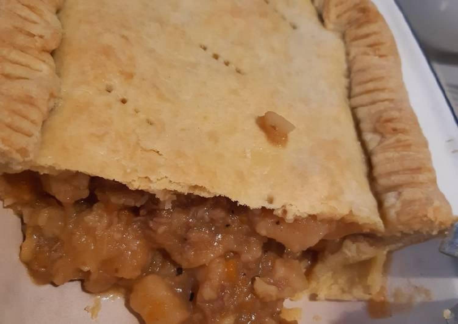 Scouse pie