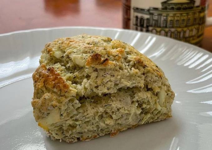 Recipe of Bobby Flay Cheese & Dill Scones