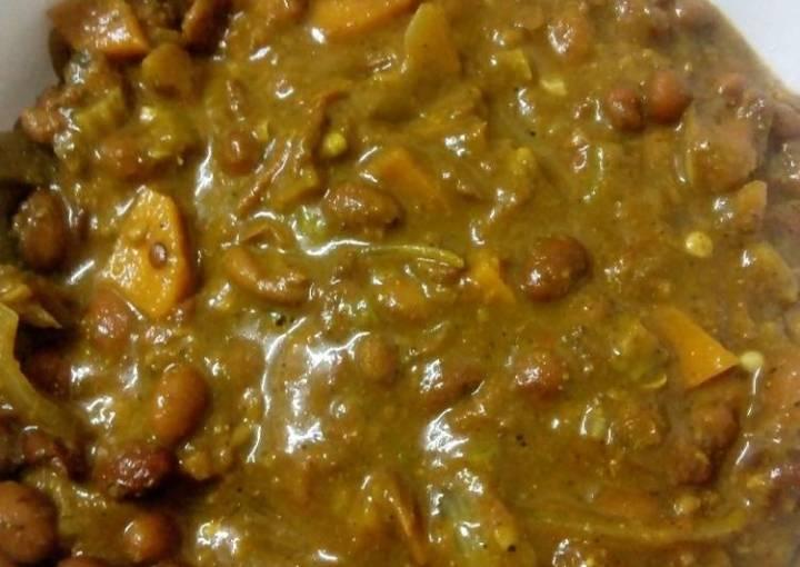 Bean Curry A La Grace